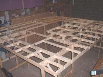 Train Layout Benchwork Pdf Woodworking