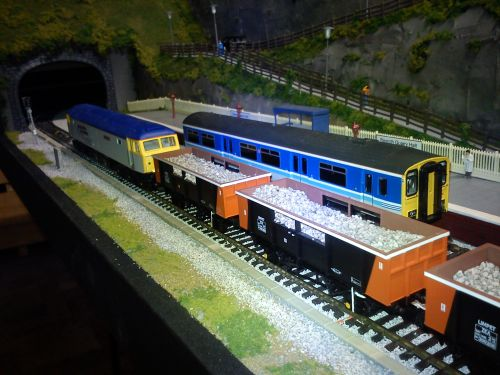 We Pride Ourselves In Being Probably The First Professional Model Railway  Construction Service To Specialise In DCC Digital. Our Experience Of  Multi Train ...